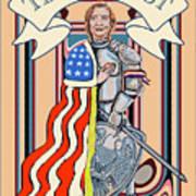 Iron Queen Poster