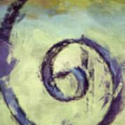 Iron Swirl Poster