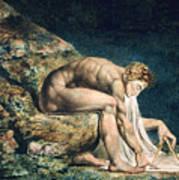 Isaac Newton Poster