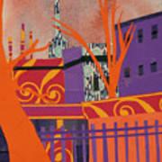 Isabella's Garden Poster