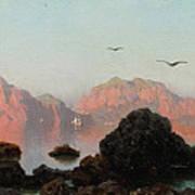 Island Of Capri Poster