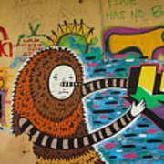 Israel Graffiti #2 Poster