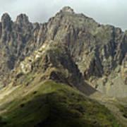 Italian Alps Poster