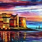 Italy - Liguria Poster