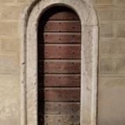Italy - Door Ten Poster