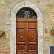 Italy - Door Twelve Poster