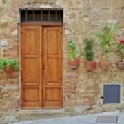 Italy - Door Twenty Poster