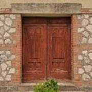Italy Door - Twenty Six  Poster