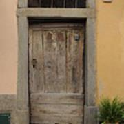 Italy - Door Twenty Three Poster