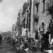 Italy: Naples, C1904 Poster