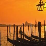 Italy Venice Riva Degli Schiavoni , Canale Grande Riva Degli Sch Poster