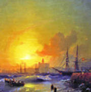 Ivan Constantinovich Aivazovsky  Poster