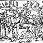 Ivan Iv Vasilevich (1530-1584) Poster
