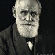Ivan Pavlov, Russian Physiologist Poster