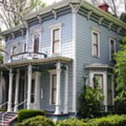 Jack House San Luis Obispo Poster