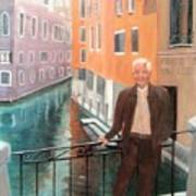 Jack In Venice Poster