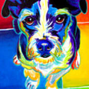 Jack Russell - Pistol Pete Poster