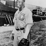 Jackie Robinson 1919-1972 In Kansas Poster by Everett
