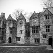 Jacobean Wing At Donegal Castle Ireland Poster