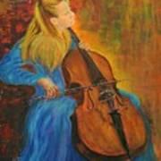 Jacqueline Du-pre Poster