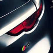 Jaguar F Type S Poster