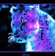 Jaguar  Poster by Nick Gustafson