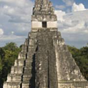 Jaguar Temple Poster
