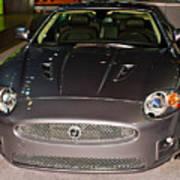 Jaguar Xk No 1 Poster