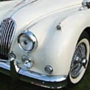 Jaguar Xk150 Poster