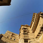 Jaisalmer Fort Poster