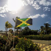 Jamaica Day Poster