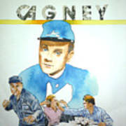 James Cagney Poster