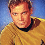 James T. Kirk Poster