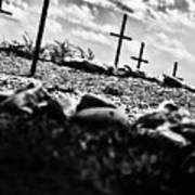 Jamestown Cemetery Poster