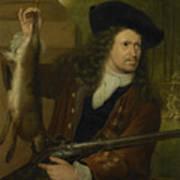Jan De Hooghe  Poster