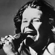 Janis Joplin (1943-1970) Poster by Granger