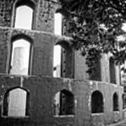 Jantar Mantar - Monochrome Poster