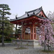 Japan Kiyomizu-dera Temple Poster
