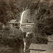 Japan: Kobe, 1890s Poster