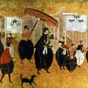 Japan: St. Francis Xavier Poster by Granger