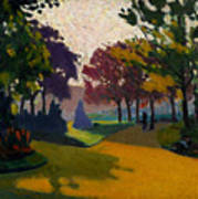 Jardin Du Luxembourg Poster