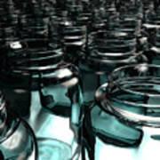 Jars Poster by Joel Lueck