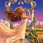 Jasmine - Sensual Pleasure Poster