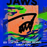 Jaws Poster  Poster