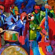 Jazz Beat Poster