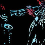 Jazz Duo Poster