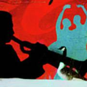 Jazz Goose Poster
