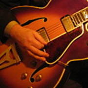 Jazz Guitar  Poster
