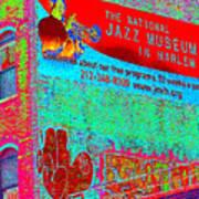 Jazz Museum Poster