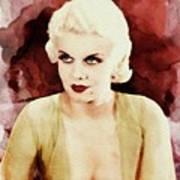 Jean Harlow Poster